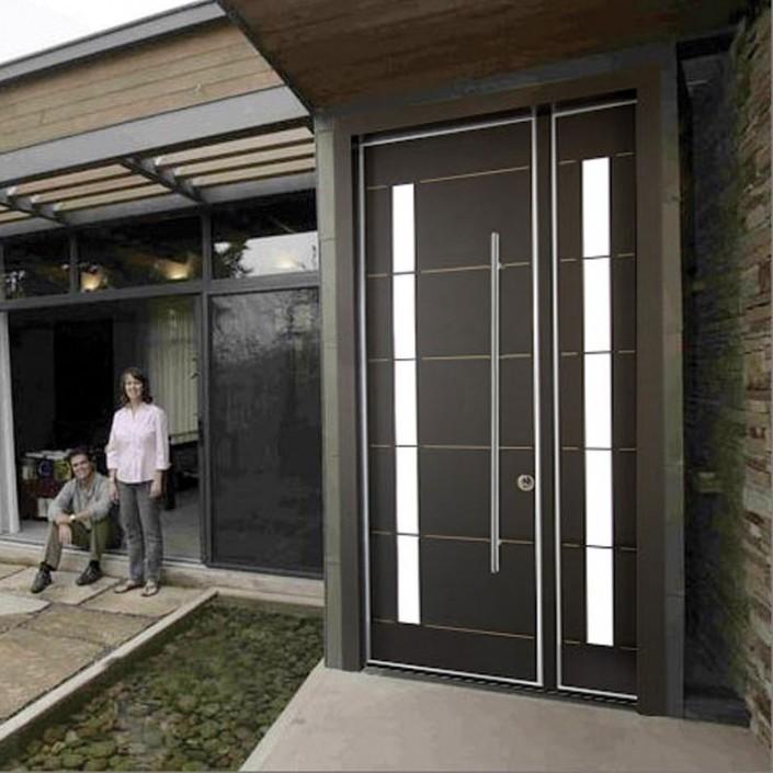 D9758 דלת בוילה כפרית
