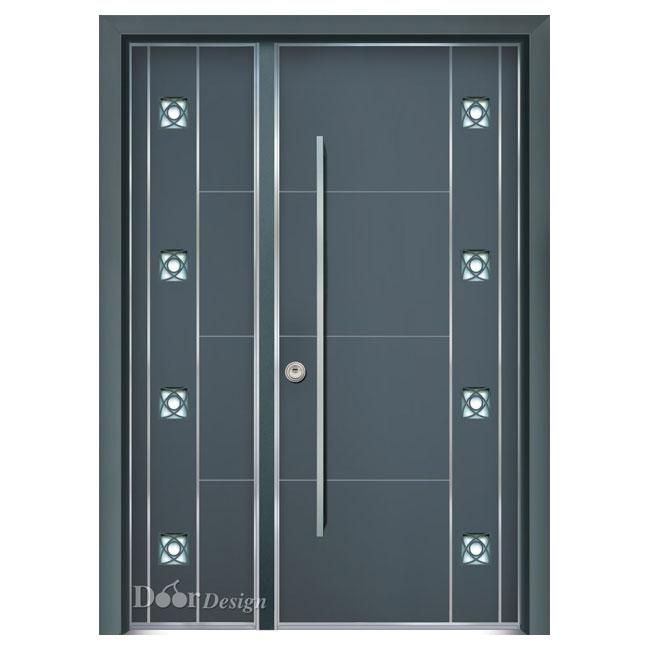 דלתות כניסהD7025
