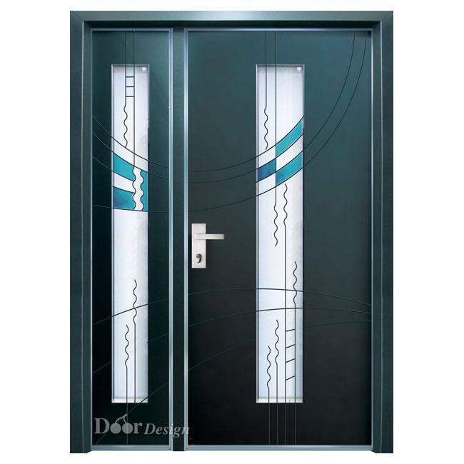 דלתות כניסה D7044