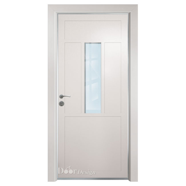 דלת כניסה עם חלון