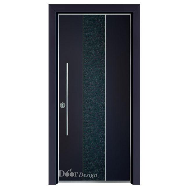 דלתות כניסה D7100-Blue