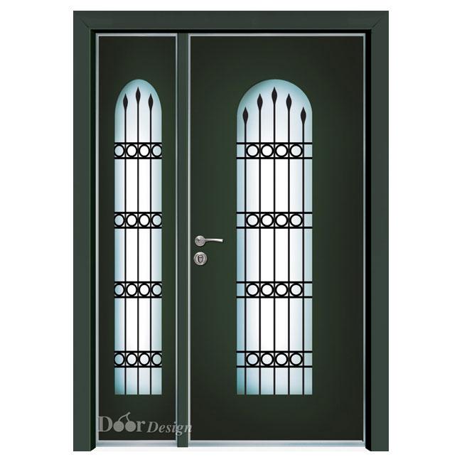 דלתות כניסה D7138