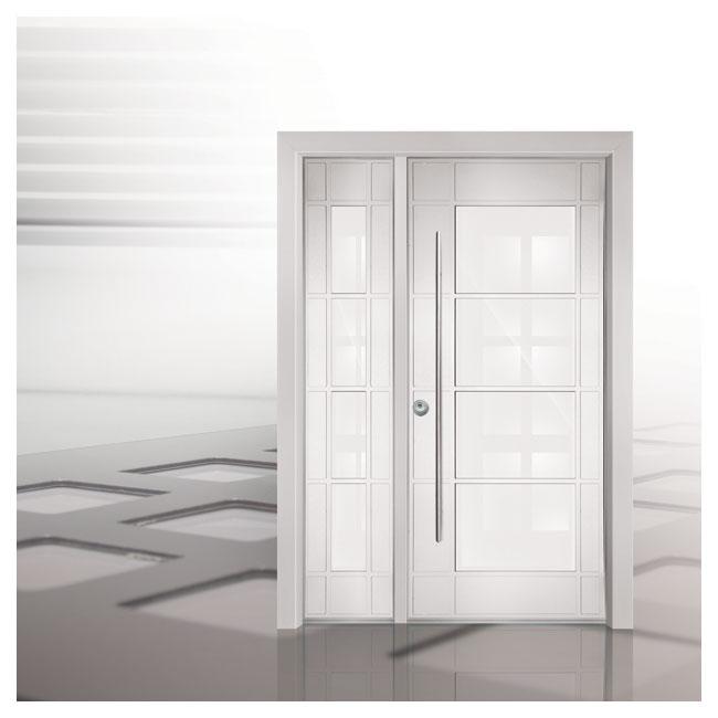 דלת פלדיניום בקו בלגי