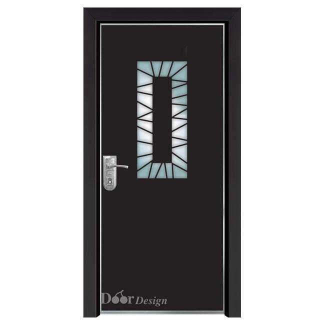 דלת כניסה עם סורג