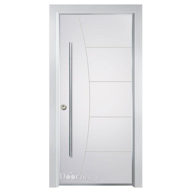 דלתות כניסה D7195
