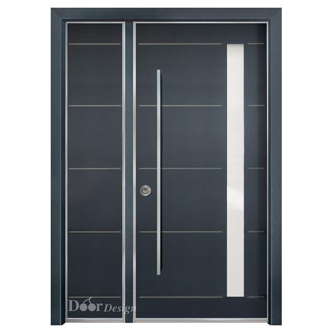 דלתות כניסה דגם D7208