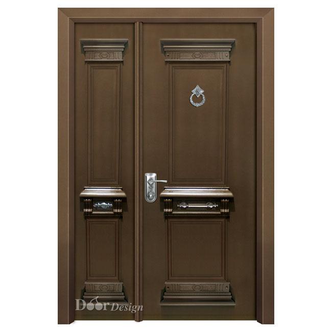 דלת כניסה מעוצבת סגנון יווני
