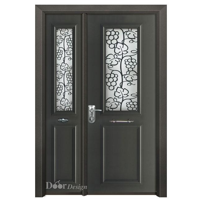 דלתות פלדה D9314