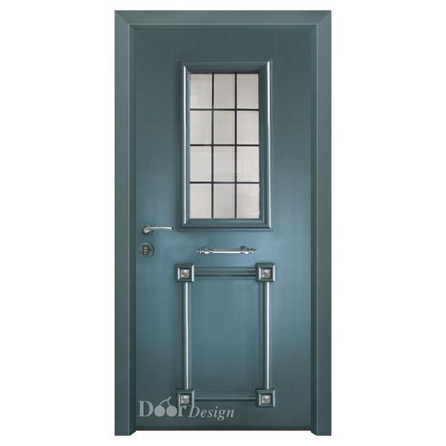 דלתות פלדה D9343