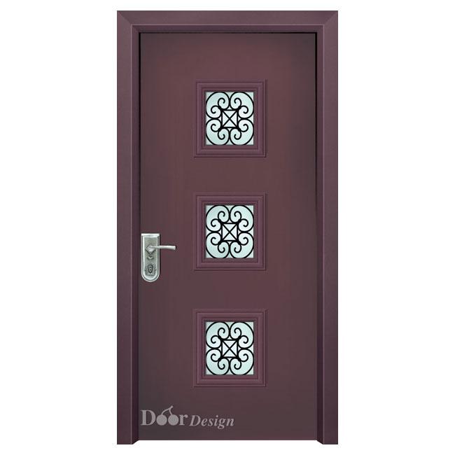 דלתות פלדה D9358