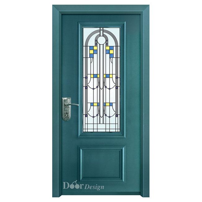 דלתות פלדה D9489