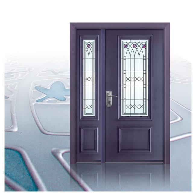 D9516-דלתות פלדה תדמית