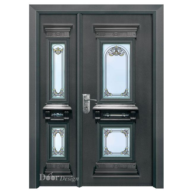 דלתות פלדה D9548
