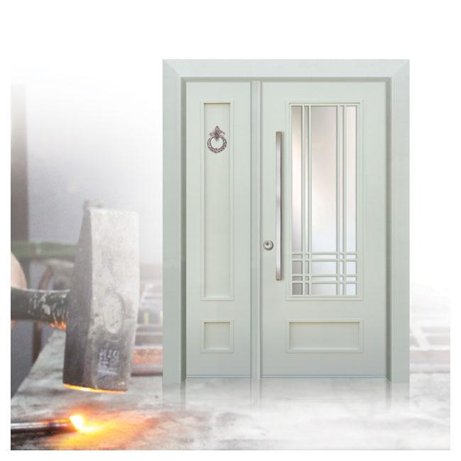 D9565-דלתות פלדה תדמית