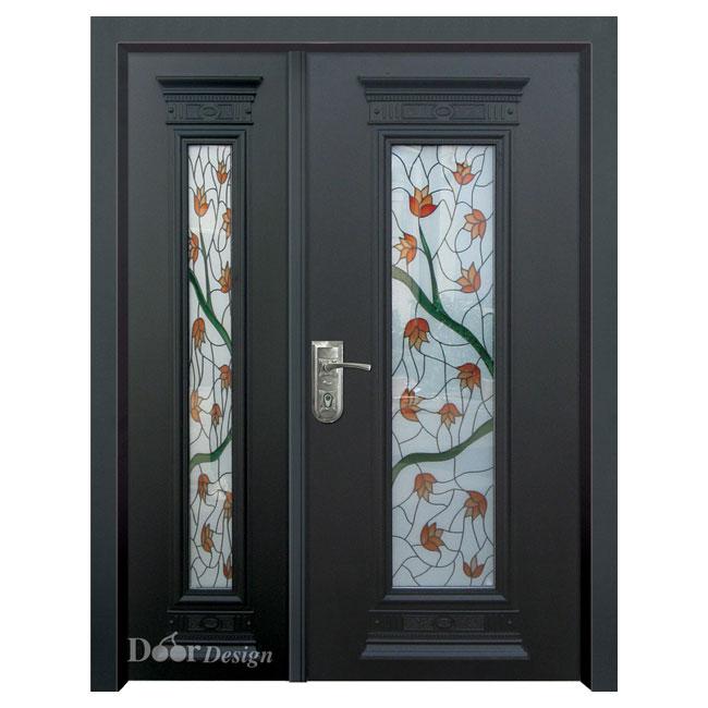 דלתות פלדה D9580
