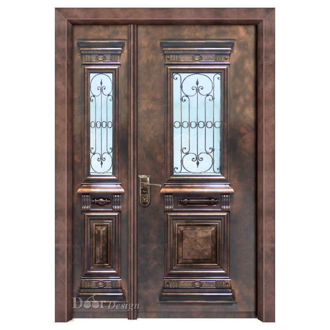 דלתות כניסה וינטאג