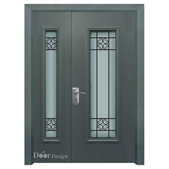 דלתות פלדה D9742