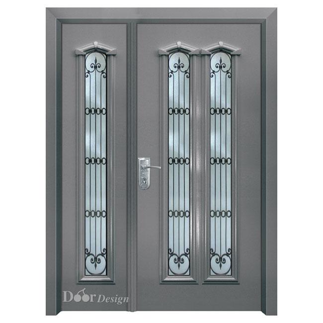 דלת פלדה D9835