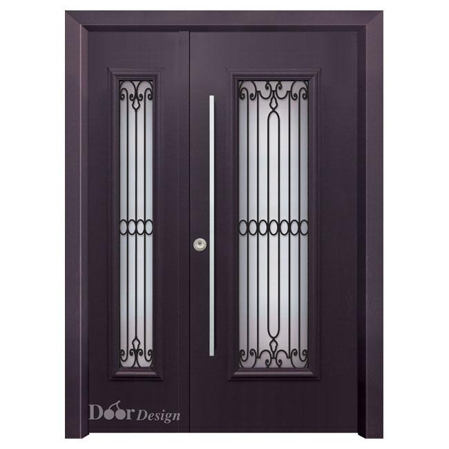 דלתות פלדה D9852