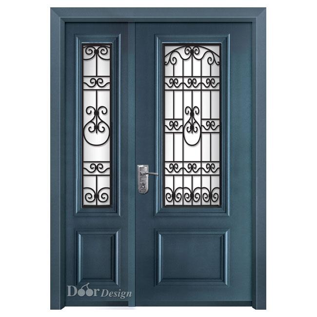 דלתות פלדה D9857