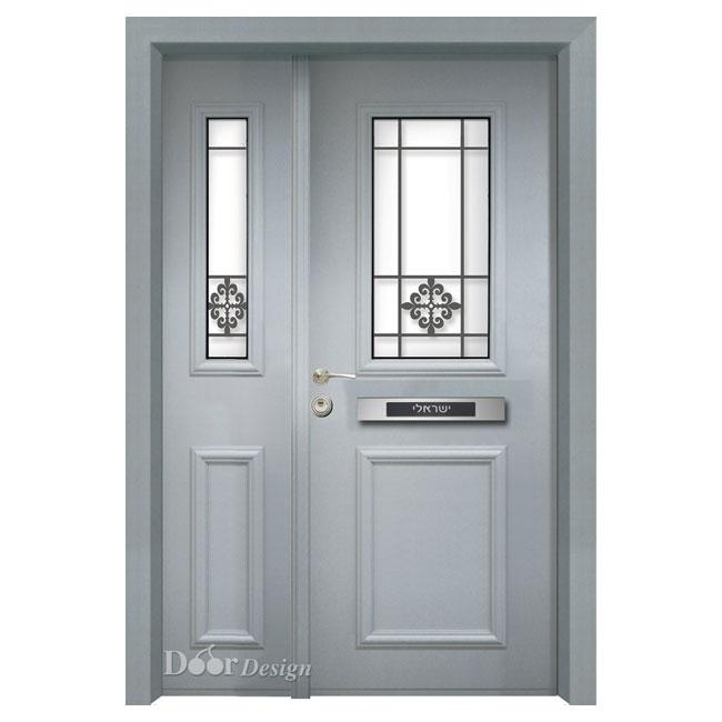 דלתות פלדה D9862