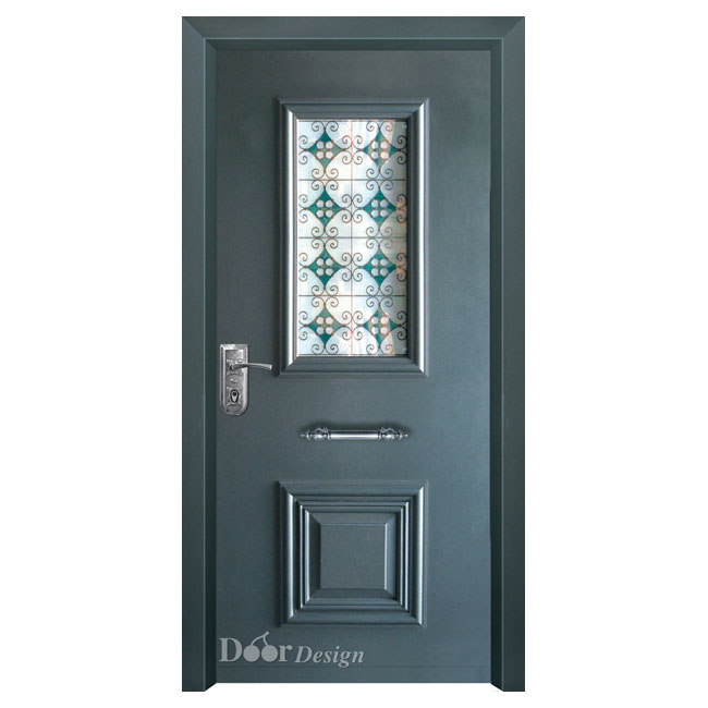 דלתות פלדה D9868