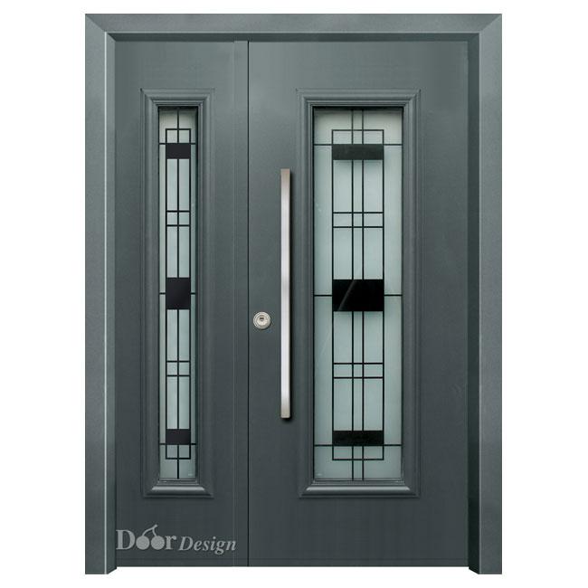 דלתות פלדה D9884