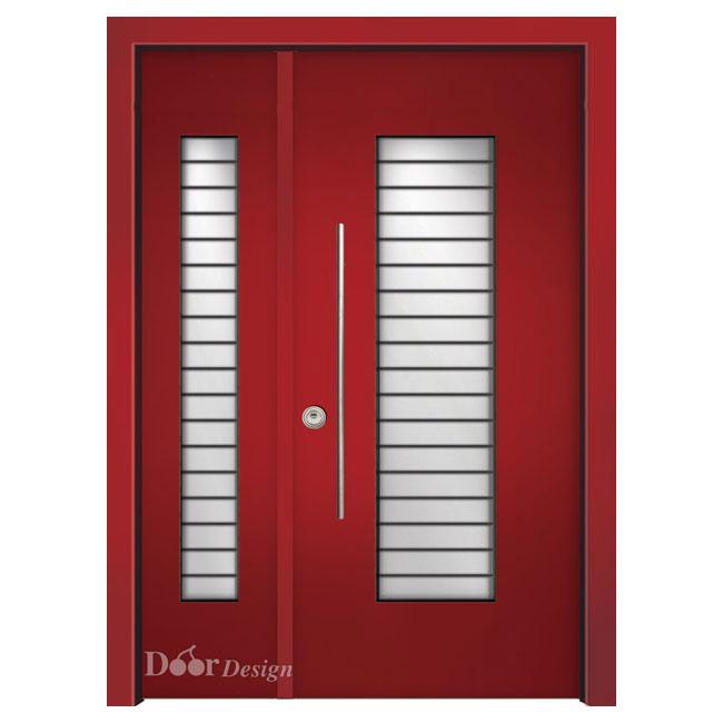 דלתות פלדה D9895