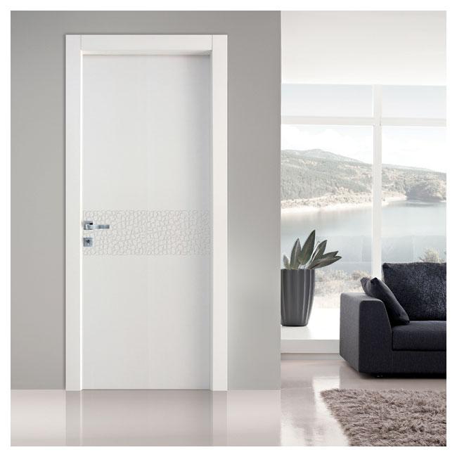 דלת פנים מורכבת - דוגמא