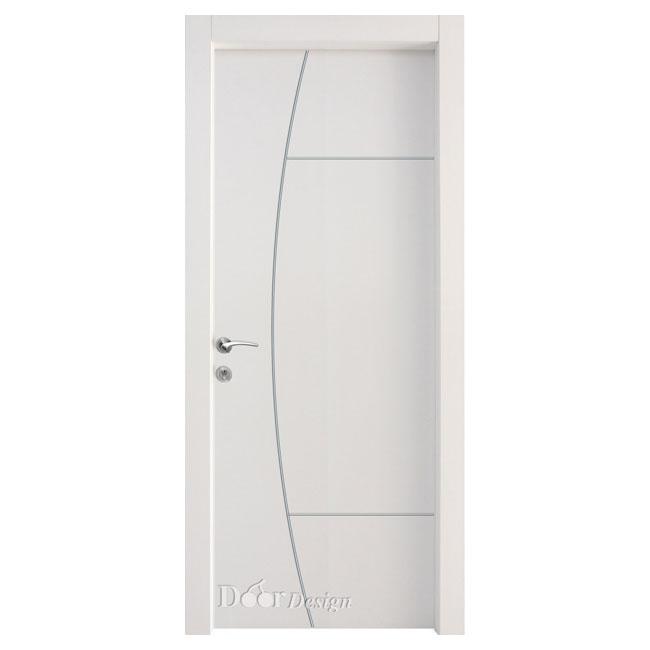 דלתות פנים DI-5064 עיצוב סימטרי