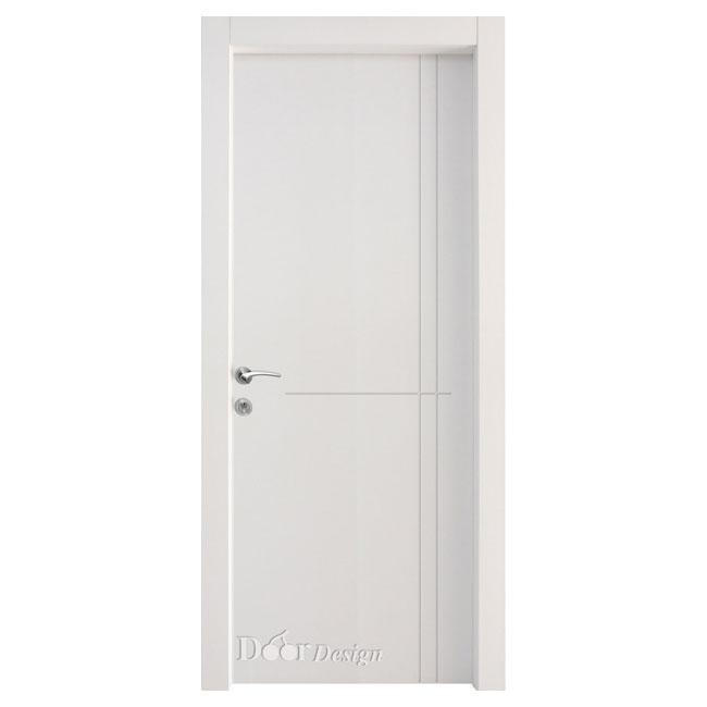 דלתות פנים DI-5116 חריטה ממורכזת