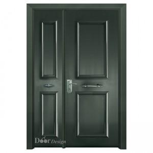 דלתות פלדה D9585