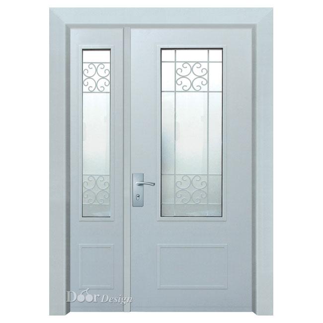 דלתות פלדה D9680