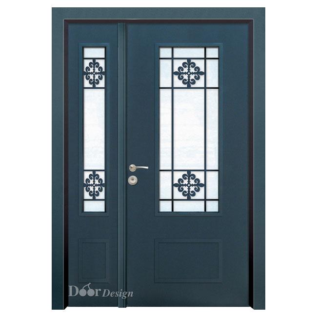 דלתות פלדה D9840