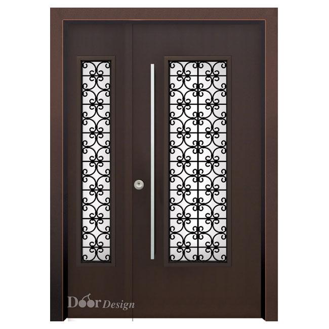 דלתות פלדה D9841