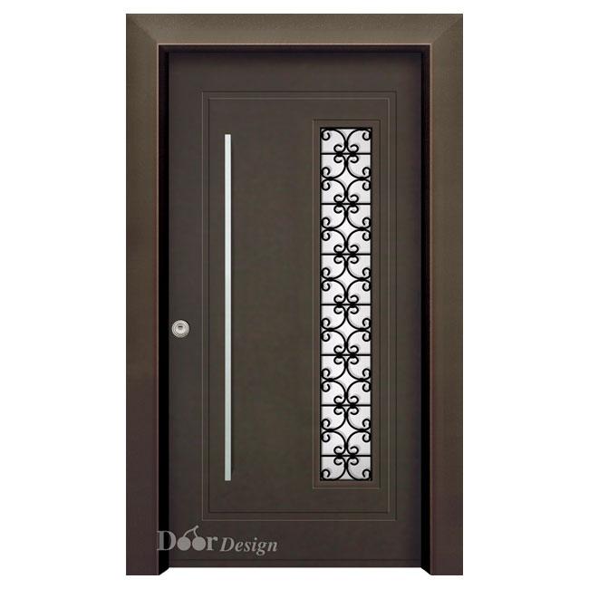דלתות פלדה D9843