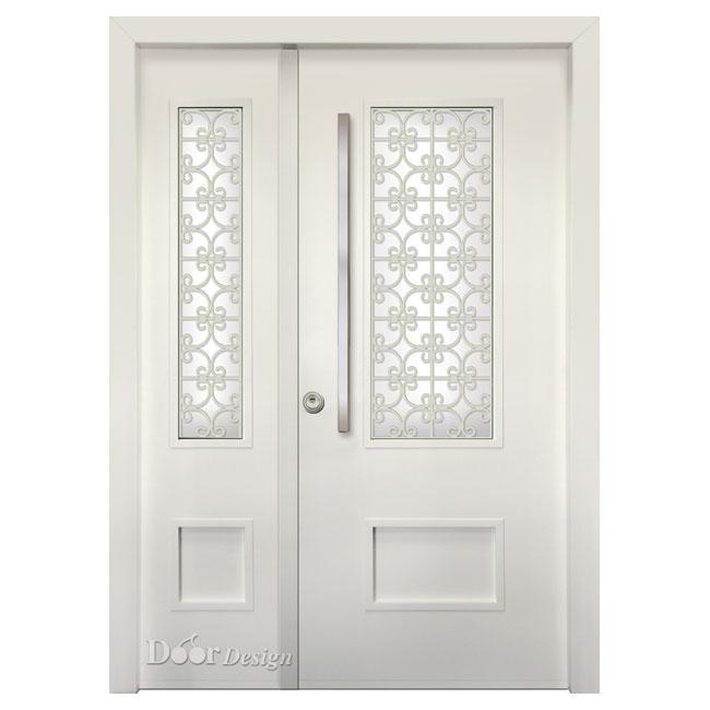 דלתות פלדה D9844