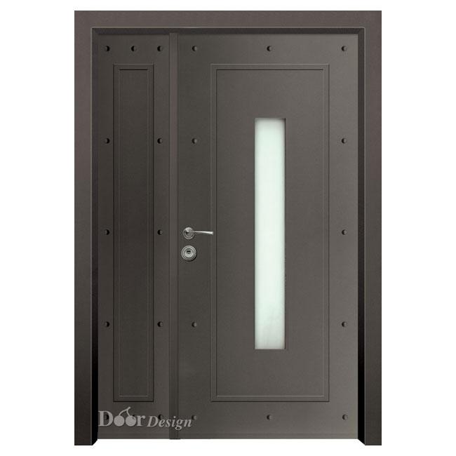 דלתות פלדה D9845