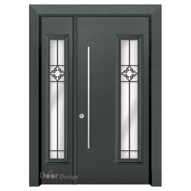 דלתות פלדה D9849