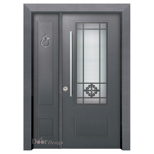 דלתות פלדה D9851