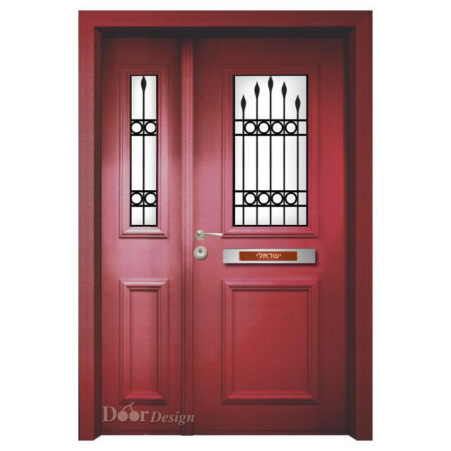 דלתות פלדה D9863
