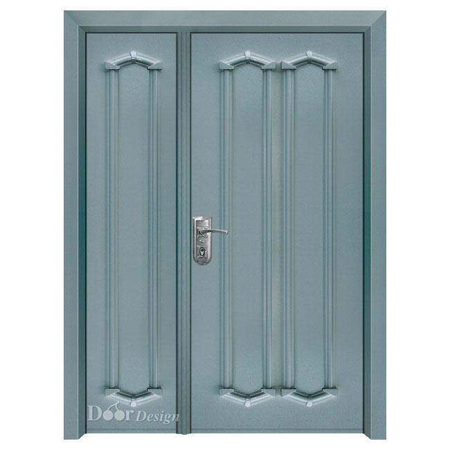 דלתות פלדה D9876