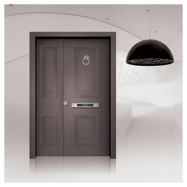 D9878-דלתות פלדה תדמית