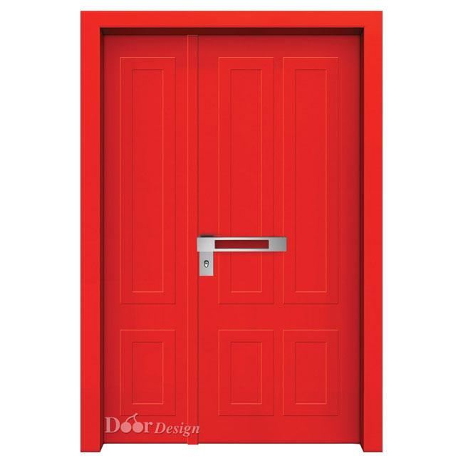 דלתות פלדה D9880