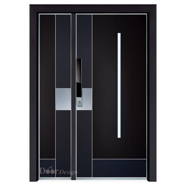 דלתות כניסה D7120