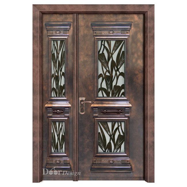 דלתות פלדה D9305