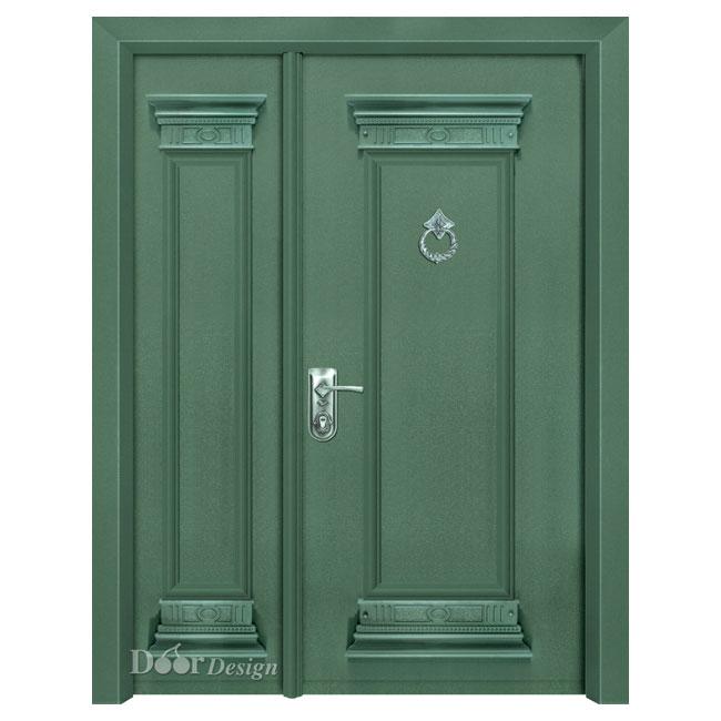 דלתות פלדה D9361