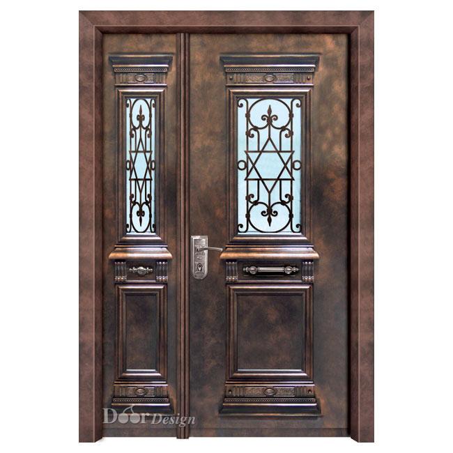 דלתות פלדה D9417