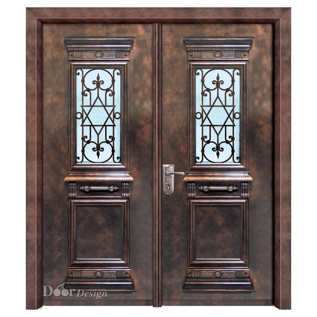 דלתות פלדה D9418