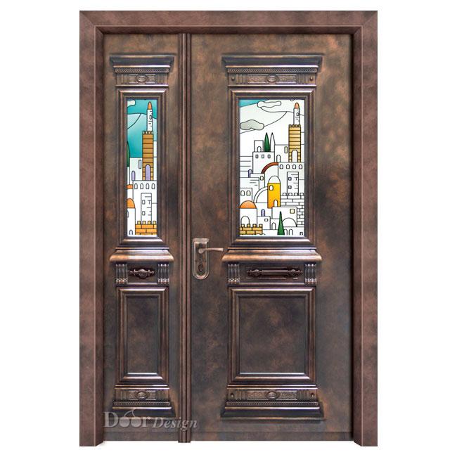 דלתות פלדה D9435